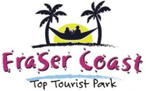 Fraser Coast Top Tourist Park Sponsor logo