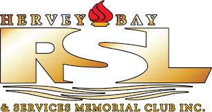 Hervey Bay RSL Logo