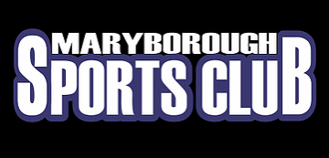Maryborough Sports Club Sponsor logo