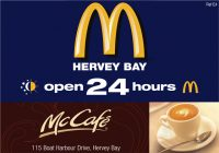 McDonalds Hervey Bay Sponsor