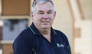 Carinity Education Glendyne Principal, Dale Hansen.
