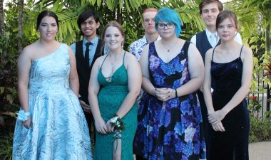Carinity Education Rockhampton senior students and their families celebrated their 2020 formal at Kortes Resort.