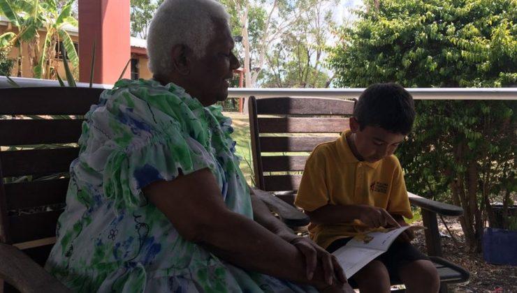 Elders visit 2019 Shalom