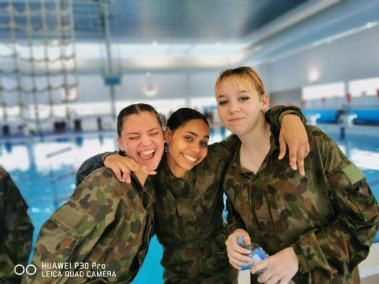 Girls Empowerment Day Gallipoli Barracks